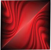 Rode abstracte achtergrond — Stockfoto