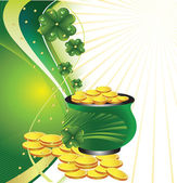 St. Patrick's Day — Stock Photo