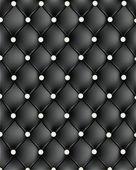 Black obbivka, a vector illustration — Stock Photo