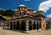 Rila monastery - Bulgaria — Stock Photo