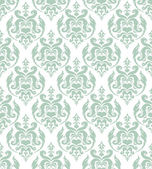 Seamless damask background — Stock Vector