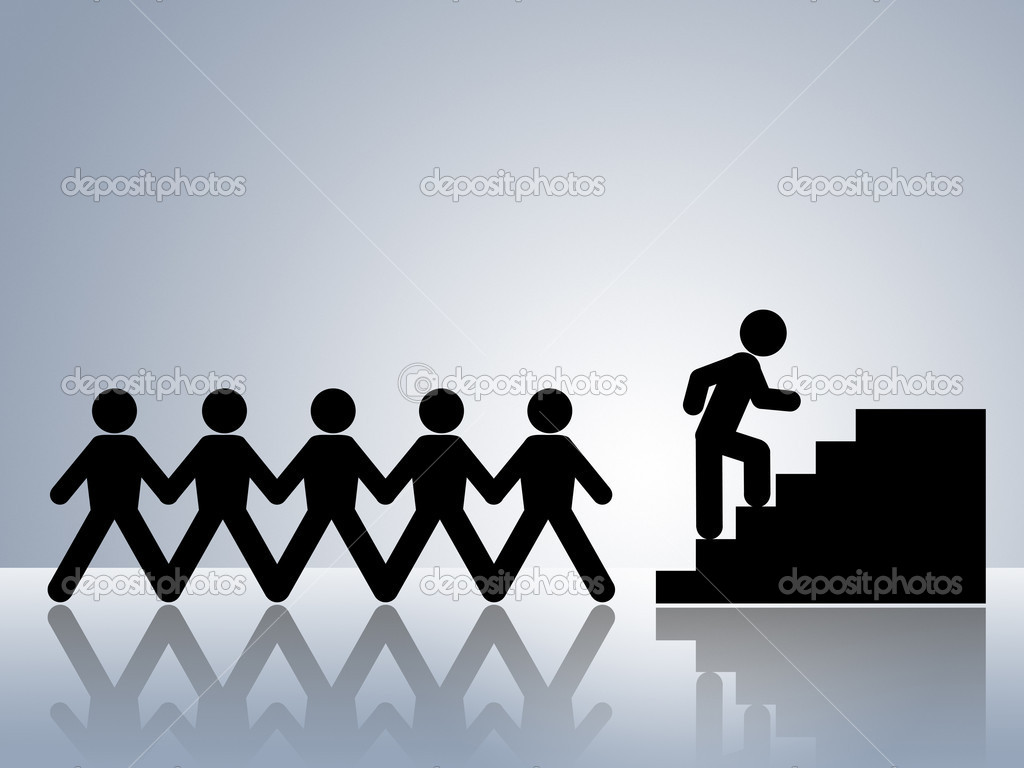 climbing stairs job promotion stock photo copy kikkerdirk  climbing stairs job promotion stock image