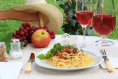 Dinner Table. — Stock Photo