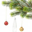 Christmas decoration. — Stock Photo