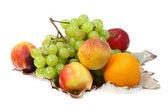 Bowl of fruits. — Stock Photo