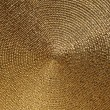 Golden table mat. — Stock Photo