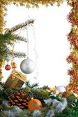 Christmas decorations. — Stockfoto