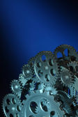 Part of gears. — Stock Photo