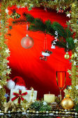 Christmas decoration. — Foto de Stock