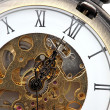 Antique pocket watch. - Foto Stock