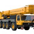 Mobile crane — Stock Photo #4797566