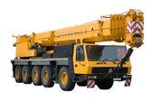 Mobile crane — Stock fotografie