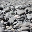 Mound of dry pebbles — Stock Photo