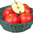 Fruits-Apples — Stock Photo