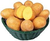 Vegetables-Potatoes — Stock Photo