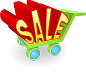 Sale icon — Stock Vector