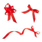 Three ribbons — Stock Photo