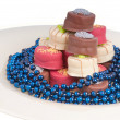 Party chocolates - Foto Stock