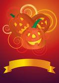 Hey, Halloween kommen! — Stockvektor
