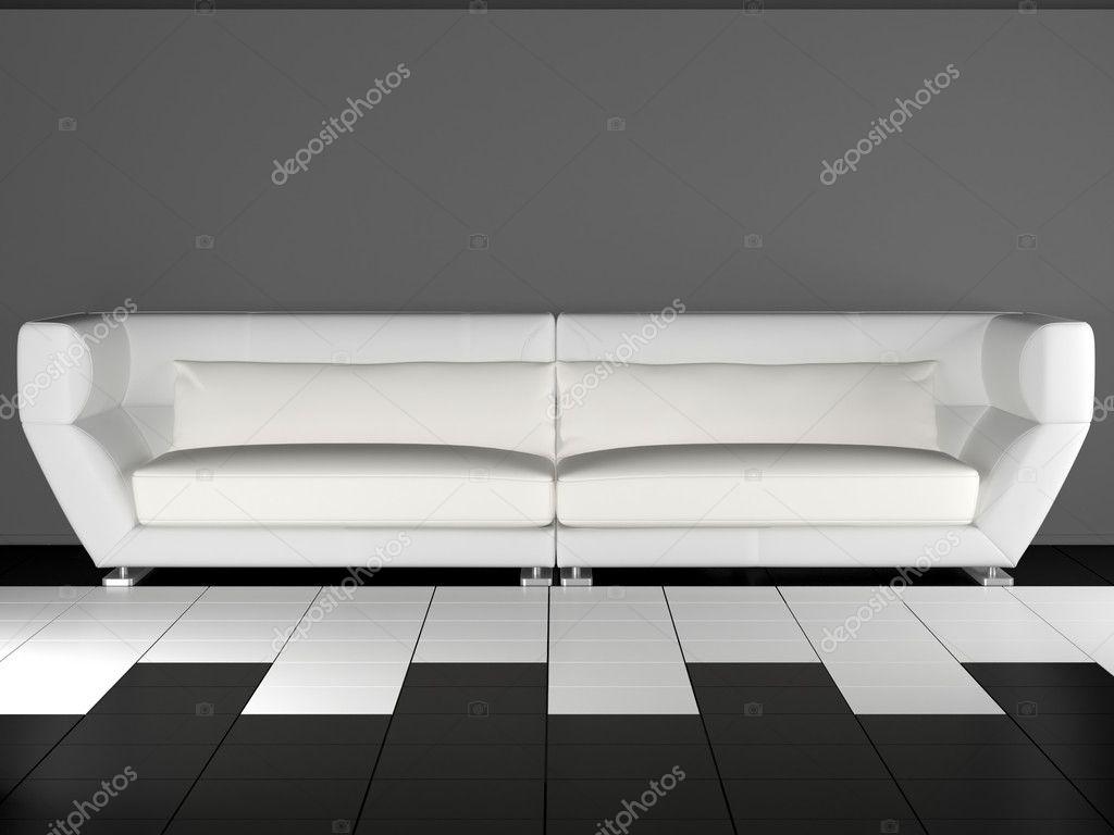 Woonkamer dressoir witte - Moderne witte kamer ...