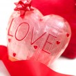 Love theme, heart decorations — Stock Photo #4638657