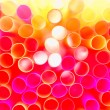 Royalty-Free Stock Photo: Colorful straws