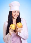 健康的な食事やライフ スタイルのコンセプト — ストック写真