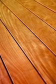 Textura de fundo do assoalho de madeira ou plataforma — Foto Stock