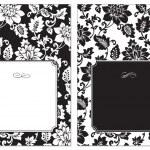 Vector Floral Frame Set — Stock Vector #4597648