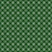 Vector St. Patricks Clover Background — Stock Vector
