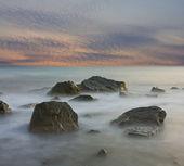 Piedras en el mar — Foto de Stock