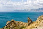 Krajobraz morze — Zdjęcie stockowe