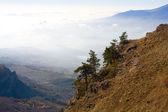 W górach — Zdjęcie stockowe