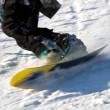Snowboard — Stock Photo #4716396