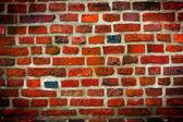 红砖砌体 — 图库照片
