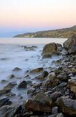 石と海岸 — ストック写真