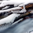 Winter stream — Stock Photo #4955981