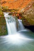 Mały wodospad — Zdjęcie stockowe