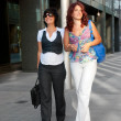 Pretty women walking — Stock Photo #4013571