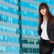 Business woman — Stock Photo #4615175