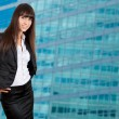 Business woman — Stock Photo #4615194