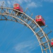 Fragment of Prater — Stock Photo