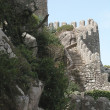 Moorish castle - Stock Photo