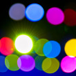 Abstract multi colour spotted background — Stock Photo
