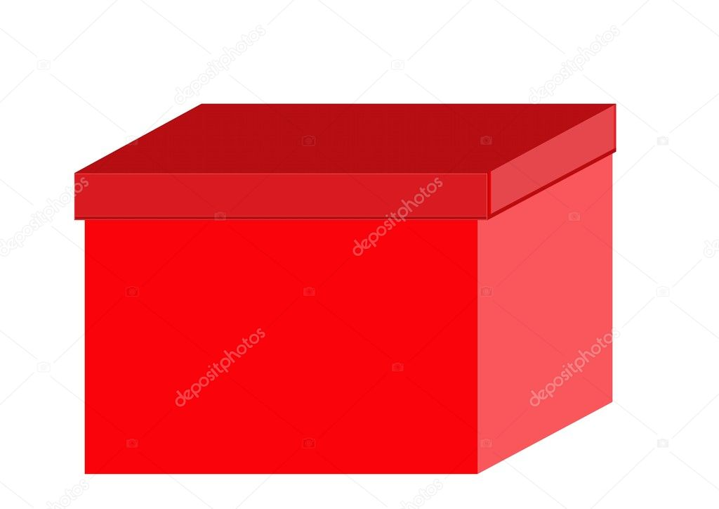 Box — Stock Vector #4223996