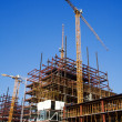 Construction site — Stock Photo #4941877