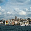 Asian side of Istanbul — Stock Photo