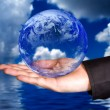 Save the Earth — Stock Photo #4942043