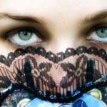 Hypnotic eyes — Stock Photo #4942473