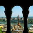 Budapest panorama - Stock Photo